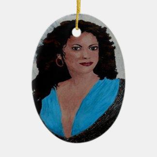 L ESPAGNOLE.png Christmas Tree Ornament