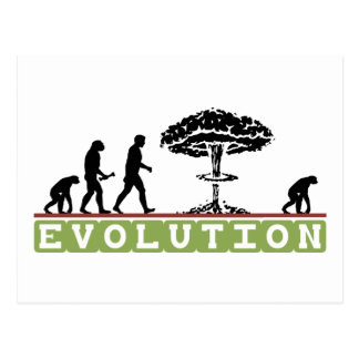 L évolution drôle évoluent