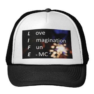 L.I.F.E TRUCKER HAT