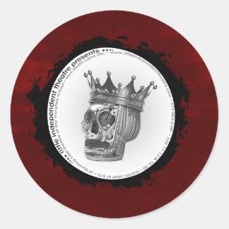 l.i.t. hamlet/R&G logo stickers