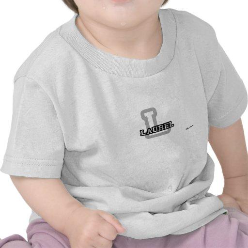 L is for Laurel Shirts