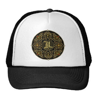 L Monogram Classic Best viewed large See notes Trucker Hat