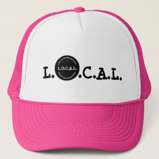L.O.C.A.L Color Customizable Trucker Hat
