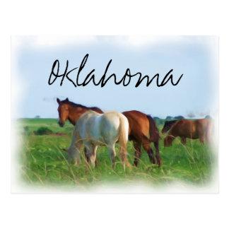 L Oklahoma Cartes Postales