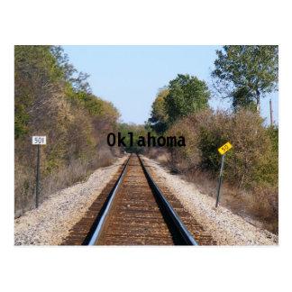 L Oklahoma Carte Postale