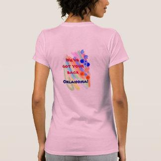 L Oklahoma T-shirts
