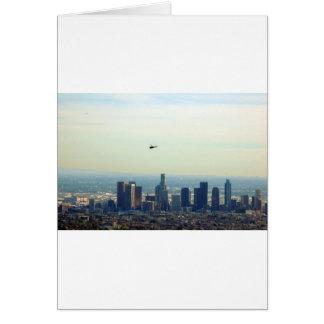 LA and helo Card