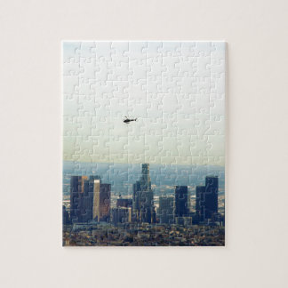 LA and helo Jigsaw Puzzle