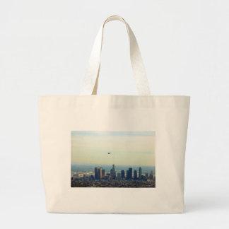 LA and helo Large Tote Bag