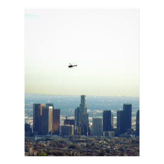 LA and helo Letterhead