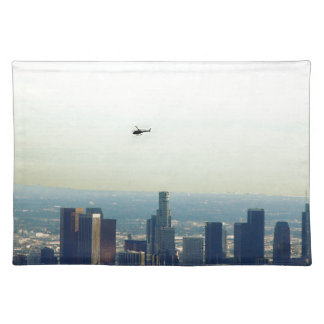 LA and helo Placemat