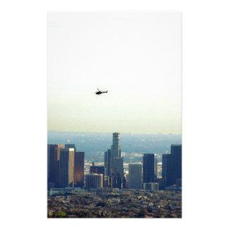 LA and helo Stationery