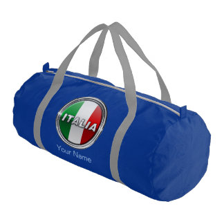 La Bandiera - The Italian Flag Gym Bag