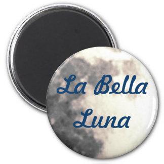 La Bella Luna magnet