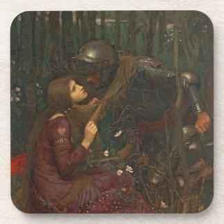 La Belle Dame Sans Merci, 1893 (oil on canvas) Coaster