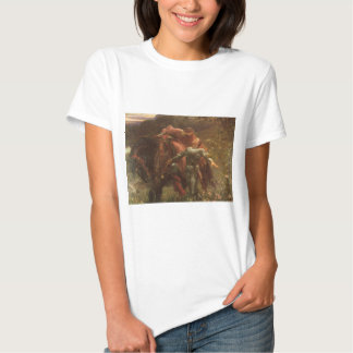 La Belle Dame sans Merci by Sir Frank Dicksee T-shirts