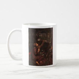 La Belle Dame Sans Merci Classic White Coffee Mug