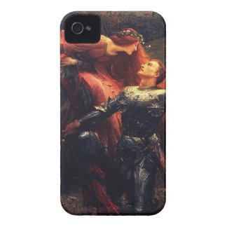 La Belle Dame Sans Merci [Sir Frank Dicksee] iPhone 4 Case-Mate Cases