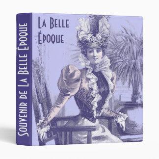 La Belle Époque - Nostalgia for an Elegant Era Vinyl Binder
