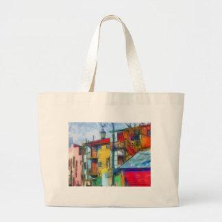 La Boca - ARGENTINA Large Tote Bag