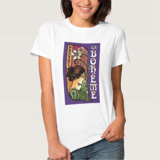 La Boheme, Opera T Shirt