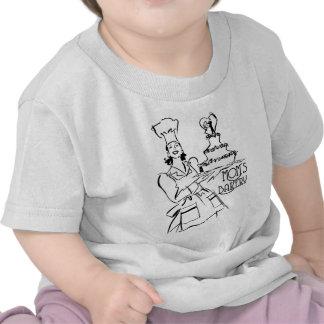 La boulangerie de la maman t-shirt