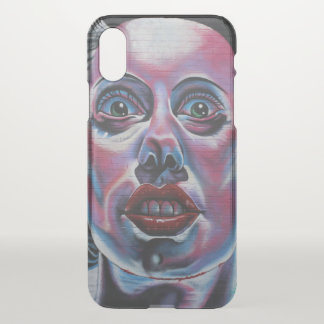 La Bruja Houston iPhone X Case