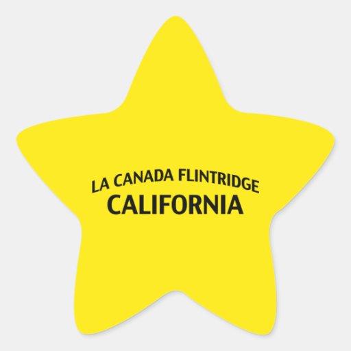 La Canada Flintridge California Stickers