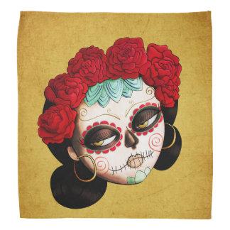 La Catrina - Dia de Los Muertos Girl Bandana