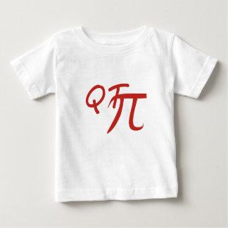La chaîne de tarte de Cutie T-shirt Pour Bébé