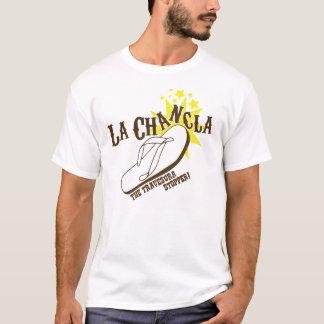 La Chancla The Travesura Stopper Funny Mexican T-Shirt