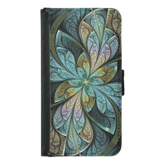 La Chanteuse Glace Galaxy S5 Wallet Case