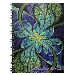 La Chanteuse IV Personalized Notebook