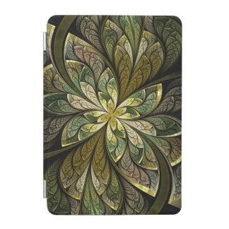 La Chanteuse Vert iPad Mini Cover