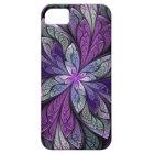 La Chanteuse Violett iPhone 5 Case