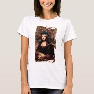 La Chola Mona Lisa T-Shirt