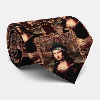 La Chola Mona Lisa Tie