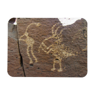 La Cieneguilla Petroglyph Site Magnet