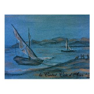 la Ciotat, Côte d'Azur, 1901 Postcard