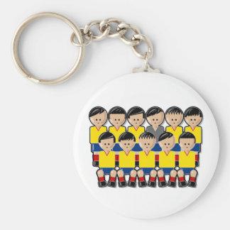 La Colombie soccer team Porte-clés
