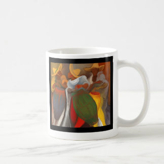 La comparsa coffee mug