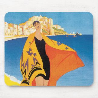 La Corse Riviera Mousepad