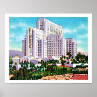 LA County General Hospital v.2 Poster