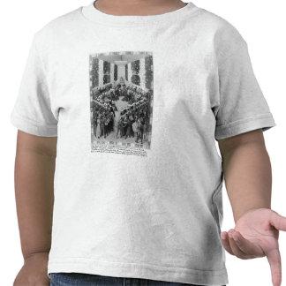 La Cour de Justice T-shirts