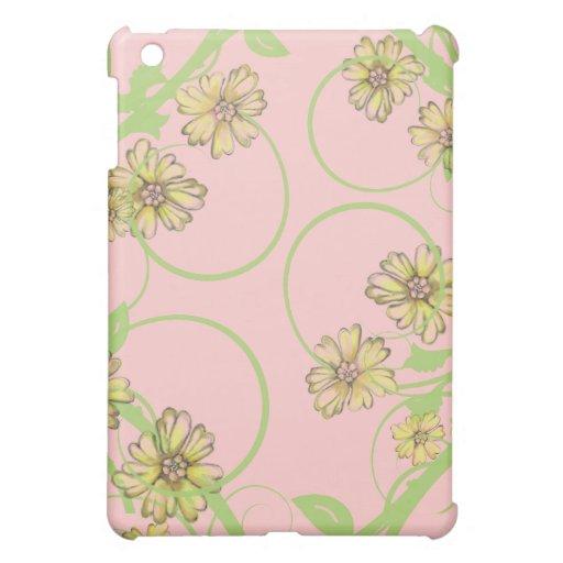La couture conçoit le cas rose d'IV Apple iPod Étuis iPad Mini