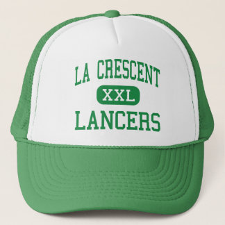 La Crescent - Lancers - High - La Crescent Trucker Hat