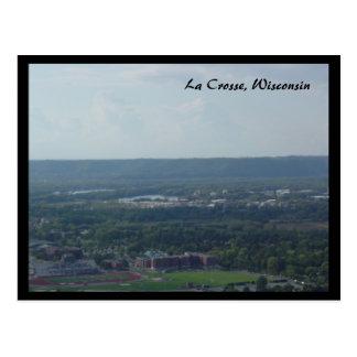 La Crosse Wisconsin Postcard