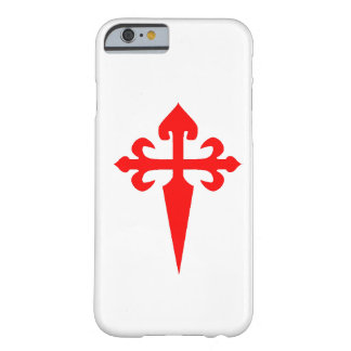 La Cruz de Santiago Matamoros iPhone 6 case