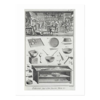 La cuisine et l équipement d un boulanger du Enc Cartes Postales