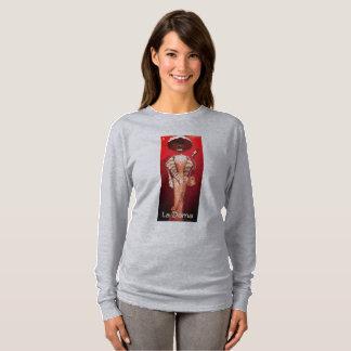 La Dama Loteria Style T-Shirt